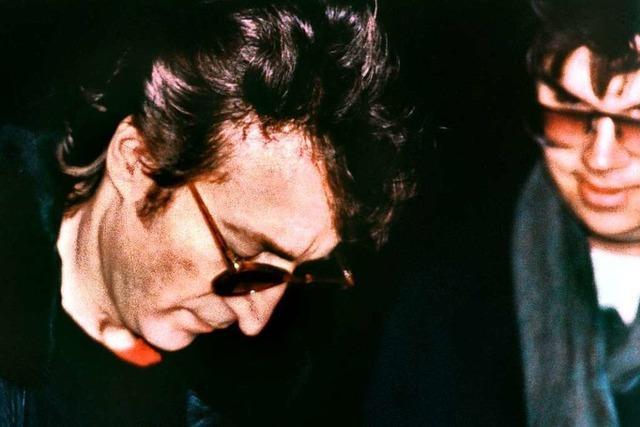 Neues von Lennon und den Beatles