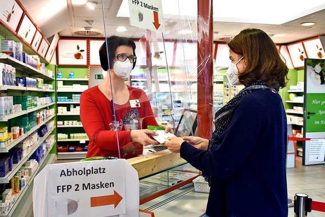 Apotheken starten Maskenausgabe – auch in Friesenheim