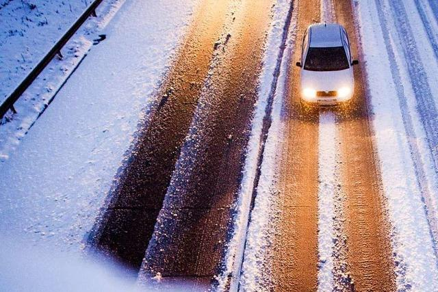 Stille Nacht: Autoclubs erwarten wenig Weihnachtsverkehr
