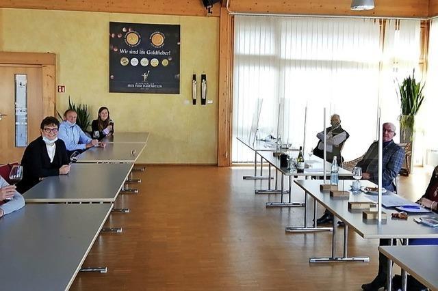 In der Ortenau gibt es nun 250 Weinerlebnisführer