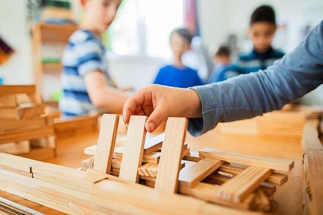 Städtische Kitas und Schulen in Offenburg bieten Notbetreuung an