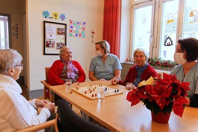 Endinger Wohngemeinschaft für Demenzkranke ist gefragt