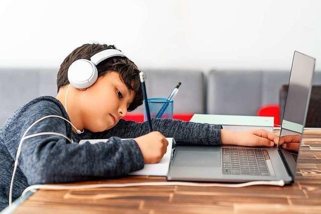 Die Gemeinde Denzlingen sammelt gebrauchte Laptops für Schüler
