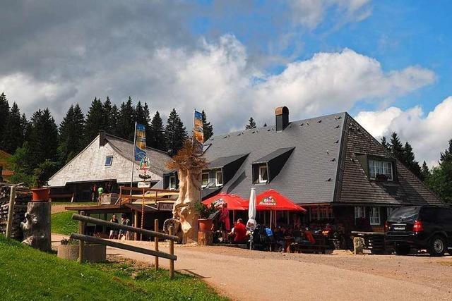 Baldenweger und Todtnauer Hütte am Feldberg haben neue Pächter