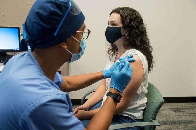 Corona-Impfung von Moderna: