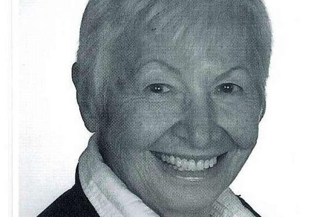 Anita Meier war die Gründerin der Rheinfelder Frauenunion