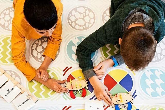 In der Hector-Akademie in Efringen-Kirchen werden clevere Kinder gefördert