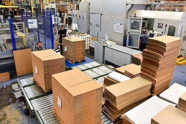 Verpackungshersteller kommen mit dem Boom des Versandhandels gut zurecht