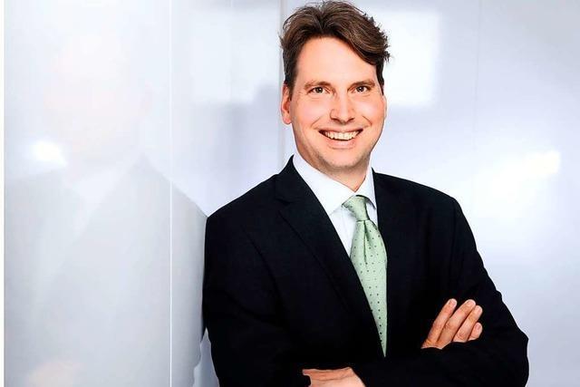 Sebastian Wilske wird Direktor des Regionalverbands Hochrhein-Bodensee