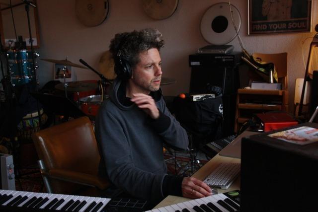 Oberrotweiler trommelt für das Musikkunstwerk Klangspektrum-BW
