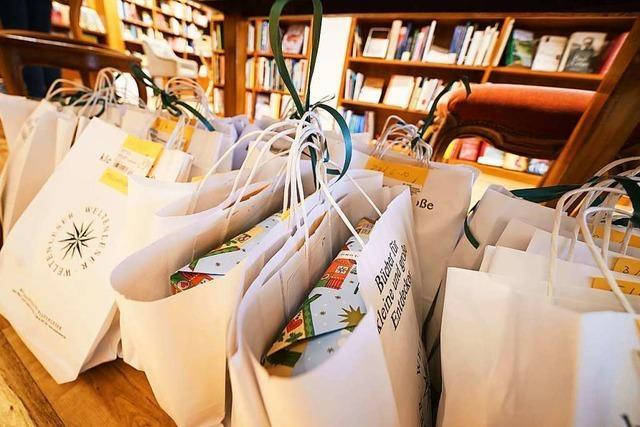 Wie der Buchhandel vor Ort dem Lockdown trotzt