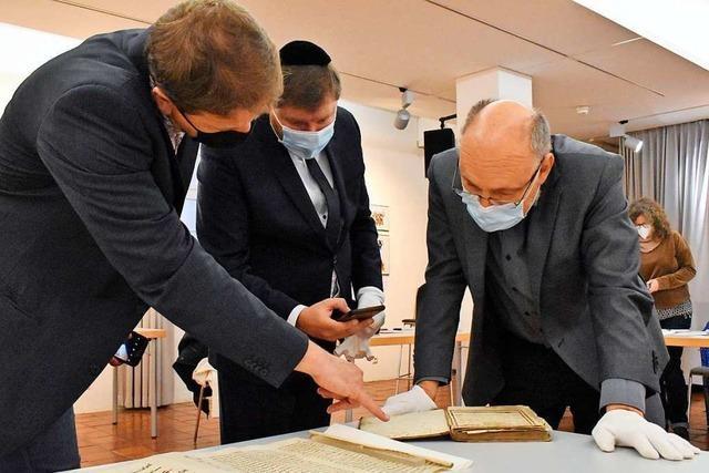 Die jüdische Gemeinde in Lörrach wurde vor 350 Jahren erstmals erwähnt