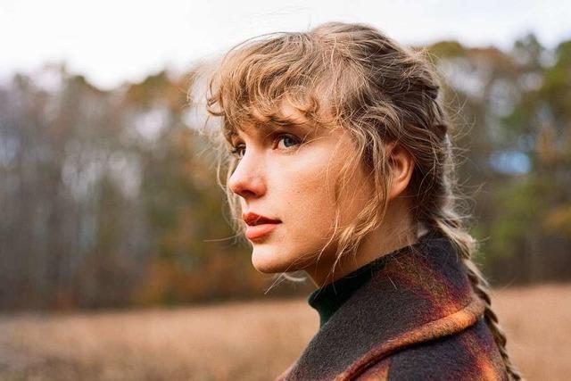 Produktiv in der Pandemie: Taylor Swifts neues Album