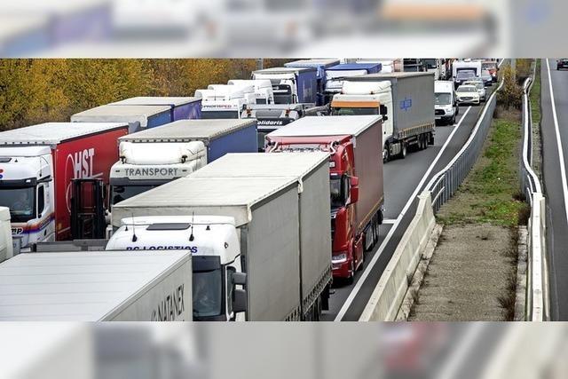 Keine Diesel-Lkw mehr von 2040 an