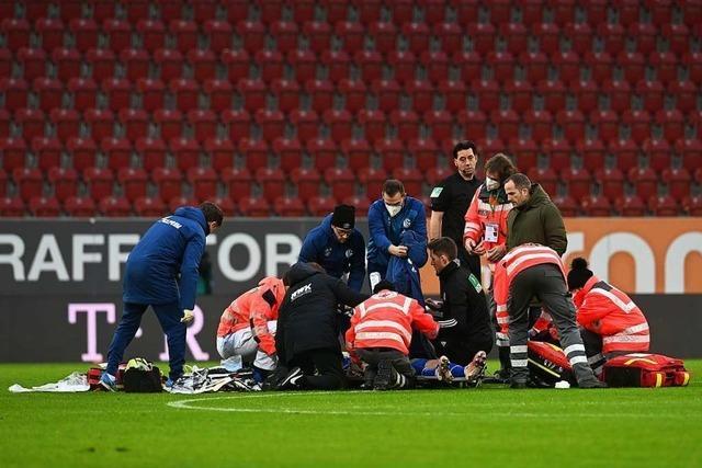 Schalke-Trainer Baum signalisiert Zuversicht nach 27 Spielen ohne Sieg