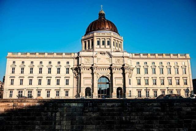 Das Berliner Stadtschloss – welch vertane Chance!