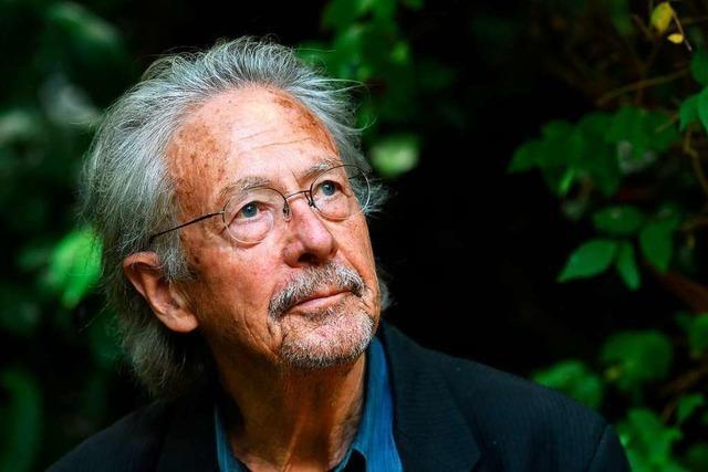 Freiburger Literaturwissenschaftler legt Studie über den Dichter Peter Handke vor