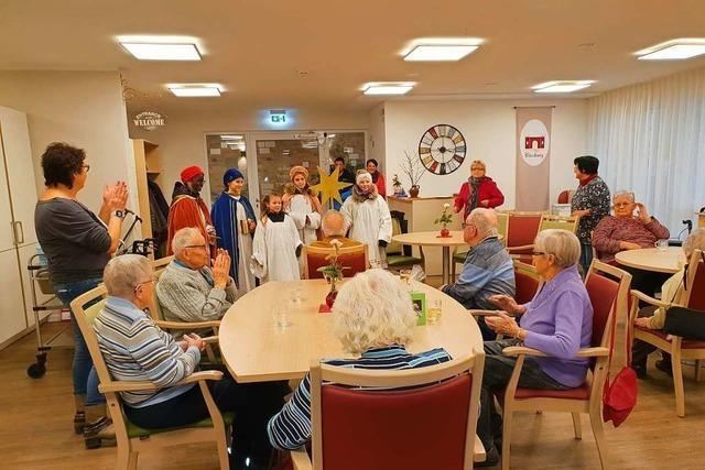 Generationennetzwerk Hohberg will Kontakte und soziale Bindungen wieder reaktivieren