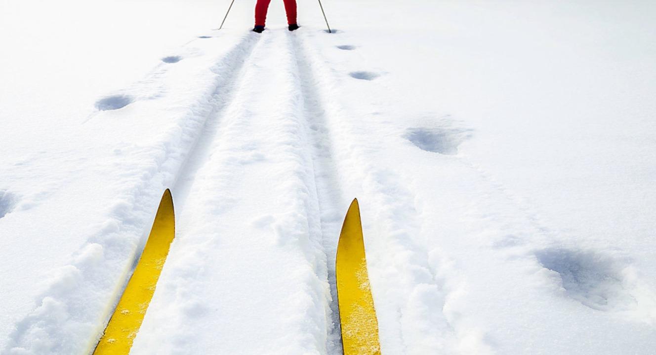 Gute Teamarbeit: Der Begleitläufer fäh...behinderte oder blinde Sportler folgt.  | Foto: MAKSIMS_LIENE