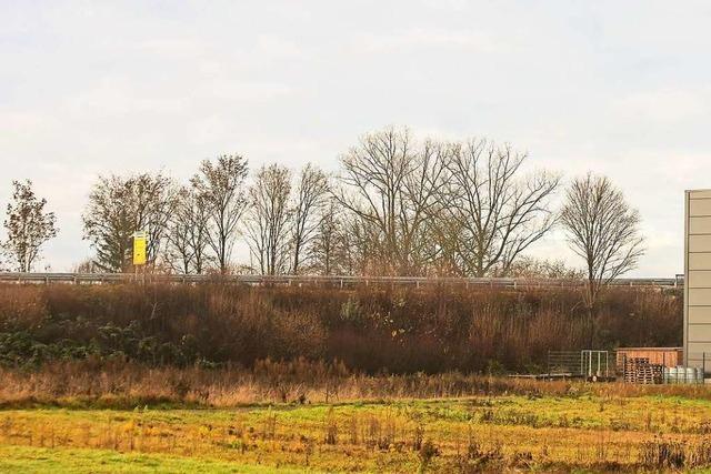 Das neue Feuerwehrhaus soll eine direkte Zufahrt auf die L103 bekommen. Das passt nicht allen.
