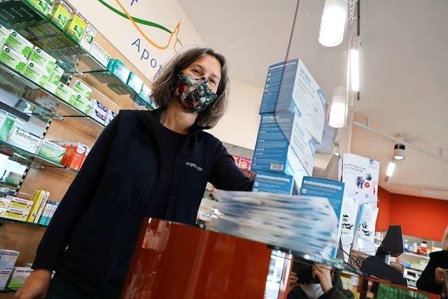 Der Ansturm auf die Apotheken im Raum Lahr und Ettenheim hält an