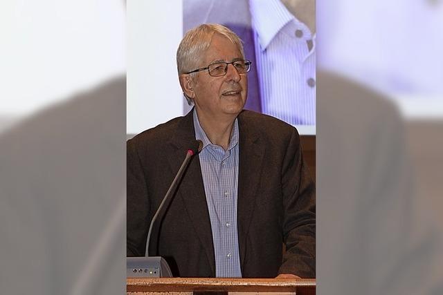 Peter Zimmermann sagt Adieu