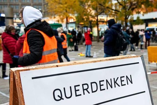 Weiler Gemeinderäte appellieren an Querdenken, nicht zu demonstrieren
