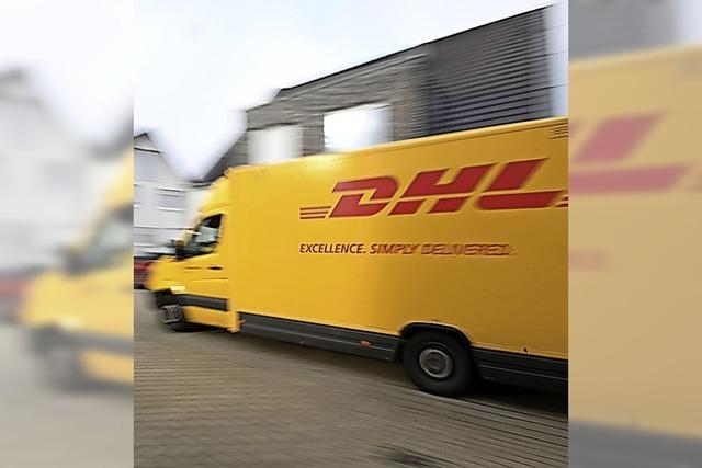 DHL-Stützpunkt für Laufenburg