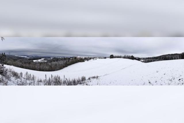Winterwanderweg rund um Görwihl