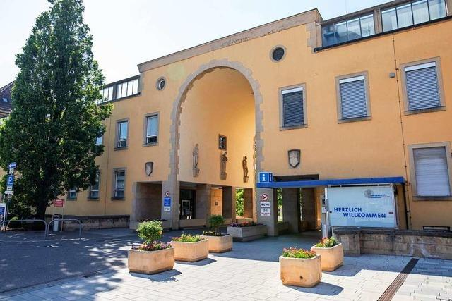 Besuchsstopp an den Kliniken in Freiburg und Bad Krozingen