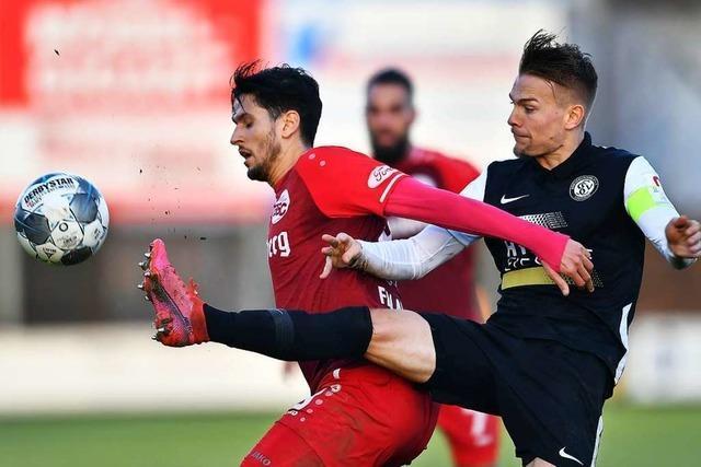Bahlinger SC gleicht in letzter Minute gegen Elversberg noch aus