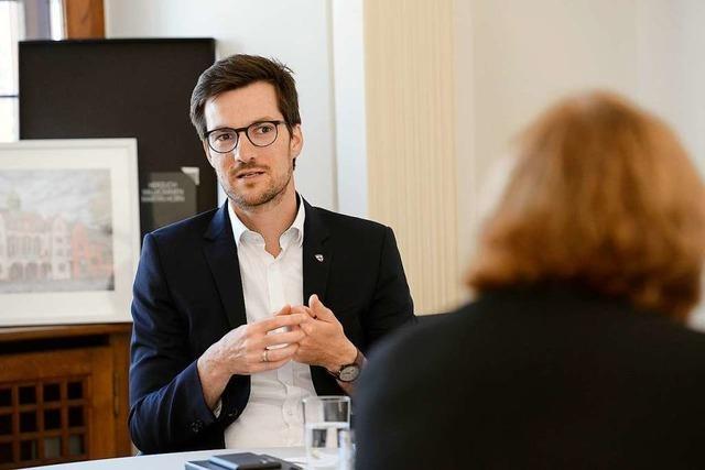 Freiburgs OB Horn kritisiert Krisenmanagement des Landes – unterschreibt Brandbrief aber nicht