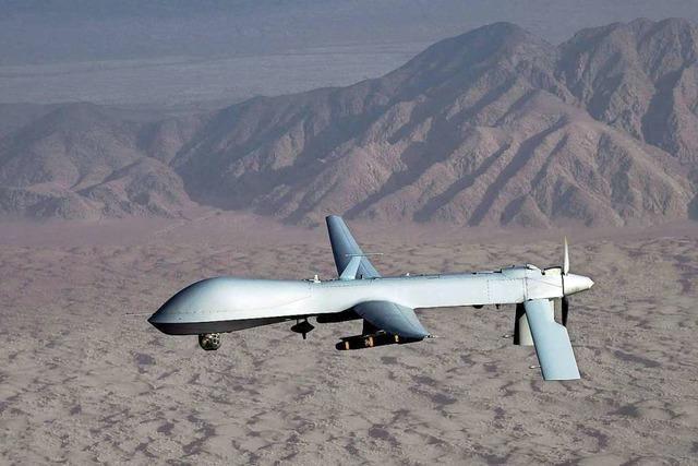 In der Diskussion um die Anschaffung bewaffneter Drohnen verhält sich die SPD feige
