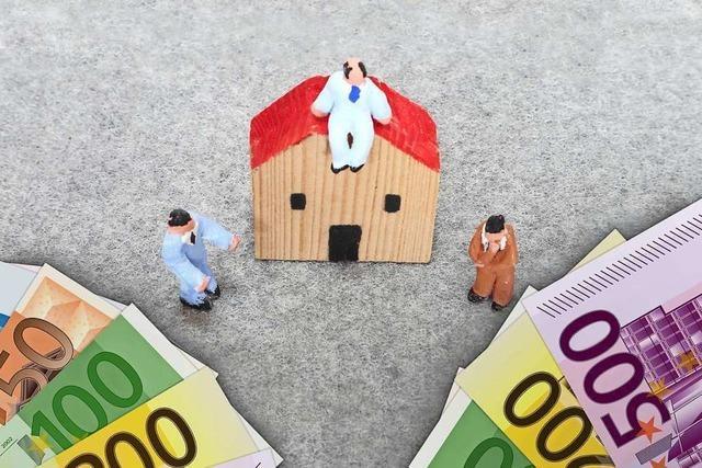 Beim Wohnungs- und Hauskauf gelten ab dem 23. Dezember neue Regeln