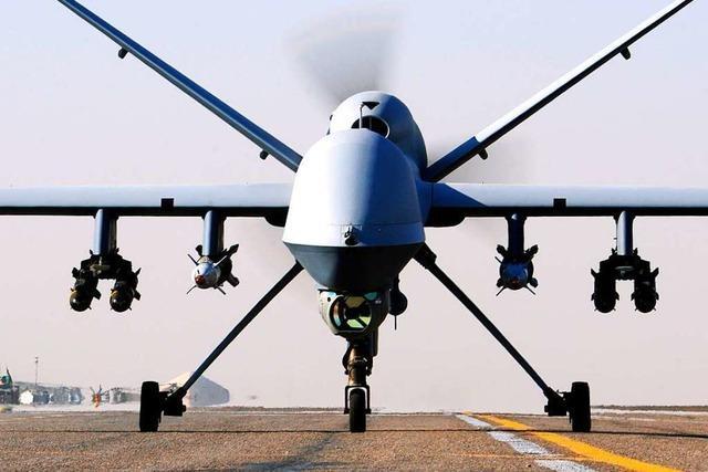 SPD-Spitze gegen bewaffnete Drohnen