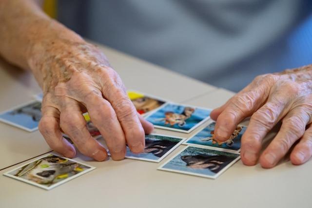 In Altenheimen müssen Schutzmaßnahmen besonders beachtet werden