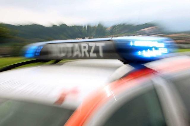 Junge Radlerin wird bei Unfall zwischen Schopfheim und Langenau verletzt