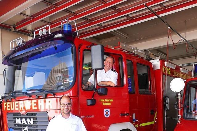 Bald gibt es zu wenige Feuerwehrleute in Ringsheim