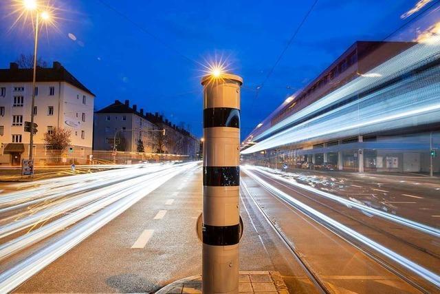 Urteil: Autofahrer dürfen Rohmessdaten des Blitzgerätes einsehen