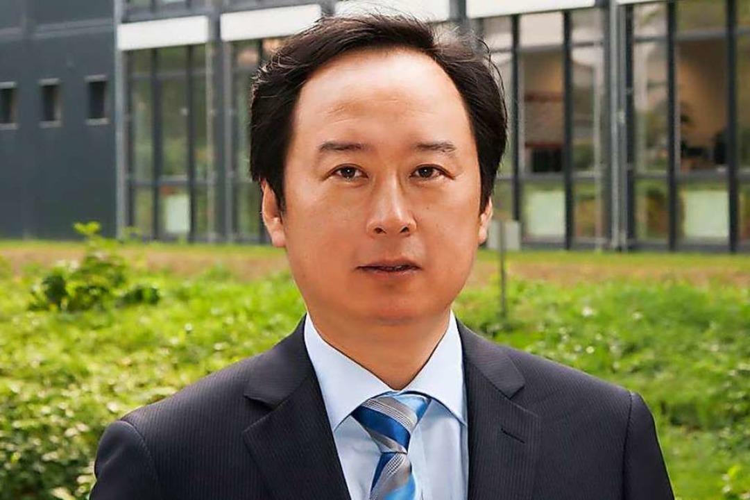 Wird neues Sick-Vorstandsmitglied: Feng Jiao   | Foto: Sick
