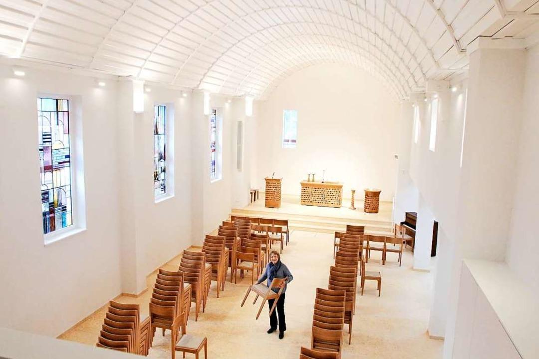 Die evangelische Kirche in Seelbach bleibt in diesem Jahr leer.    Foto: Heidi Fößel