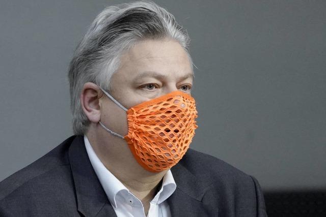 AfD-Politiker Thomas Seitz mit Corona-Infektion im Krankenhaus