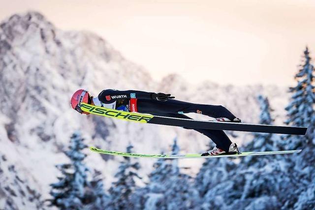 Skiflug-Weltmeister Geiger mit Corona infiziert