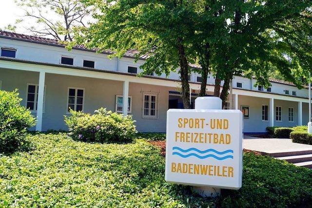 Badenweiler kündigt Pachtvertrag mit Sportbadbetreiber