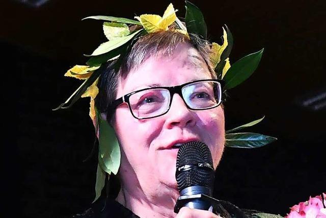 Renate Duchilio-Islami hat ihr Leben dem Musikverein Altenheim gewidmet