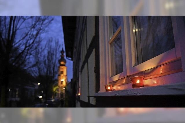 Lichterfest in Allmannsweier