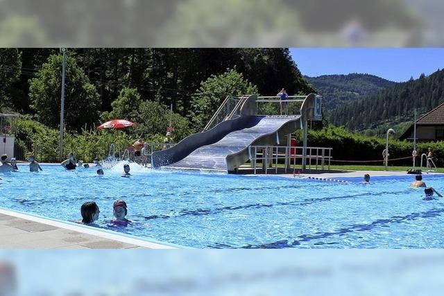 Todtnauer Freibad kommt im Corona-Sommer gut an