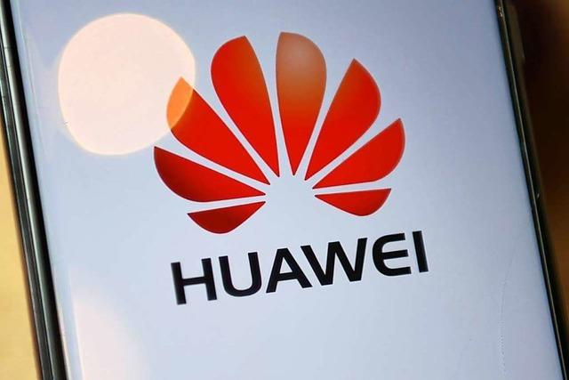 Mobilfunkkonzern Huawei baut Fabrik