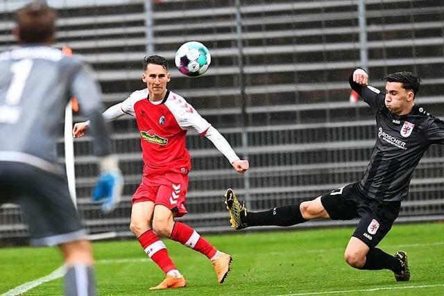 Beim SC Freiburg II und Bahlinger SC soll sich jetzt keiner satt zurücklehnen