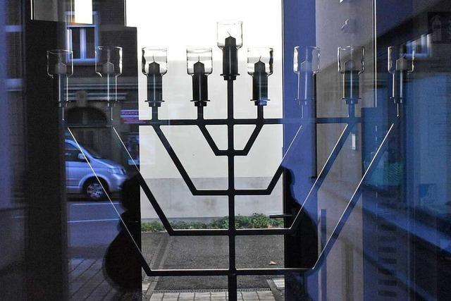 Wie die jüdische Gemeinde Lörrach das Lichterfest in Zeiten von Corona feiert